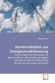 Kommunikation zur Energiesensibilisierung