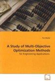 A Study of Multi-Objective Optimization Methods