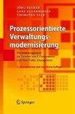 Prozessorientierte Verwaltungsmodernisierung