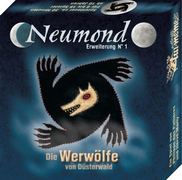 Die Werwölfe von Düsterwald, Neumond (Spiel-Zubehör)