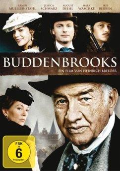 Buddenbrooks, 1 DVD-Video - Armin Mueller-Stahl,Jessica Schwarz,August...