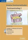 Kreative Seminarmethoden: Seminareinstieg, 1 CD-ROM. Tl.2