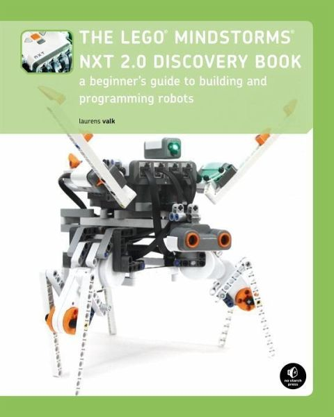 The Lego Mindstorms Nxt 2.0 Discovery Book von Laurens