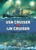 USN Cruiser Vs Ijn Cruiser: Guadalcanal 1942