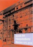 Chronik des Polizeipräsidiums München