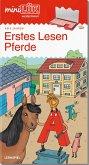 miniLÜK. Pferde Erstes Lesen