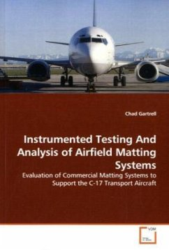 Instrumented Testing And Analysis of Airfield M...