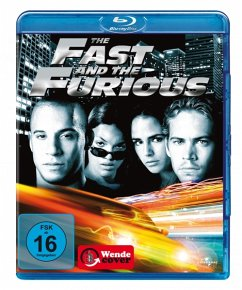 The Fast and the Furious - Vin Diesel,Paul Walker,Michelle Rodriguez