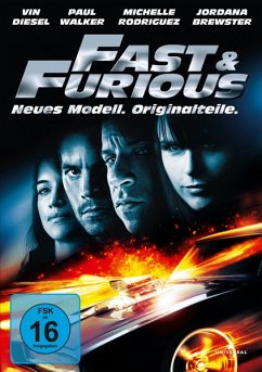 Fast & Furious - Neues Modell. Originalteile