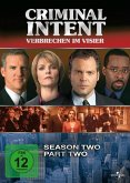 Criminal Intent - Verbrechen im Visier, Season Two, Part Two (3 DVDs)