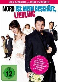 Mord ist mein Geschäft, Liebling (Einzel-DVD)