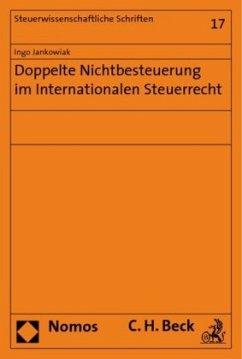 Doppelte Nichtbesteuerung im Internationalen St...
