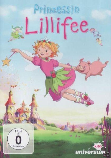 Prinzessin Lillifee Auf Dvd Portofrei Bei Bücher De