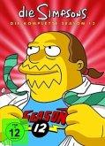 The Simpsons - Die komplette Season 12 (4 DVDs)