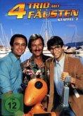 Trio mit 4 Fäusten - Staffel 3 (5 DVDs)