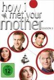 How I Met Your Mother - Season 3 (3 DVDs)