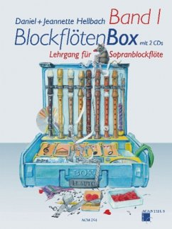 BlockflötenBox, m. 2 Audio-CDs