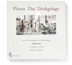 Das Trinkgelage, 1 MP3-CD - Platon