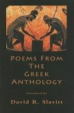 The Poems from the Greek Anthology: Where Something Got Broken