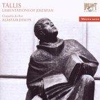Musica Sacra: Tallis-Lamentations Of Jeremiah