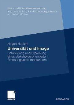Universität und Image