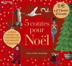 5 contes pour Noël, Audio-CD