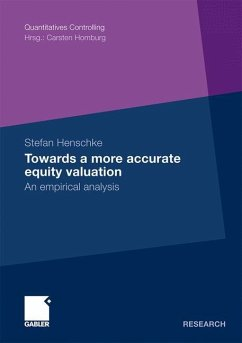 Towards a more accurate equity valuation