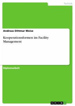 Kooperationsformen im Facility Management