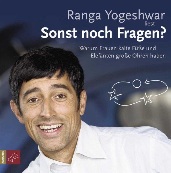 Sonst noch Fragen?, Audio-CD - Yogeshwar, Ranga