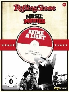 Shine a Light (Rolling Stone Music Movies Collection, OmU) - Jagger,Mick/Richards,Keith
