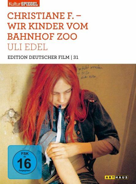 Christiane F. - Wir Kinder vom Bahnhof Zoo - Film auf DVD