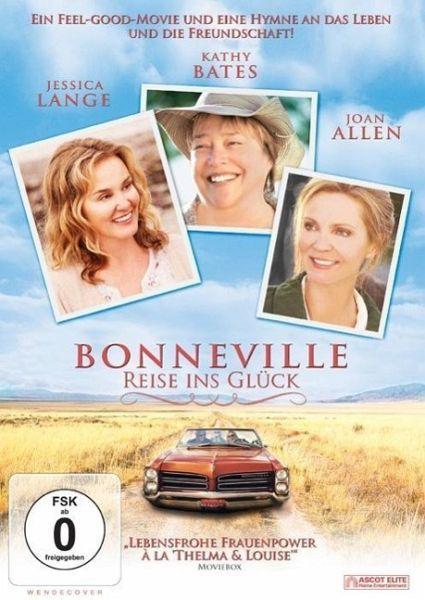 bonneville reise ins gl ck auf dvd portofrei bei b. Black Bedroom Furniture Sets. Home Design Ideas
