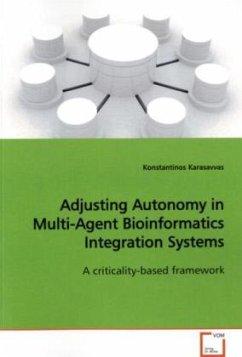 Adjusting Autonomy in Multi-Agent Bioinformatic...