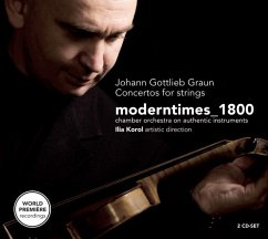 Concertos For Strings - Moderntimes 1800