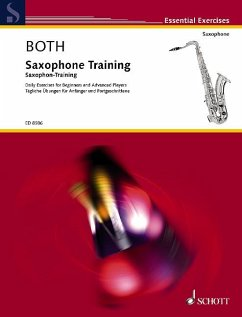 Saxophon-Training - Both, Heinz