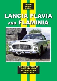 Lancia Flavia and Flaminia - Pitt, Colin