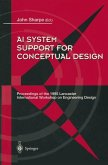 AI System Support for Conceptual Design