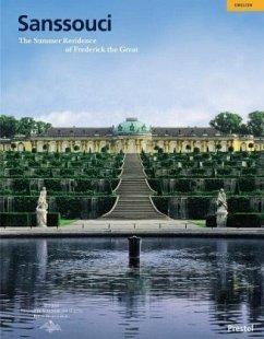 Schloss Sanssouci, englisch