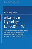 Advances in Cryptology - EUROCRYPT '97