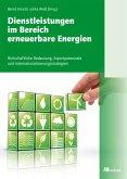 Dienstleistungen im Bereich erneuerbarer Energien