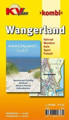 Wangerland mit Horumersiel-Schillig, Hooksiel, Minsen-Förrien, Hohenkirchen