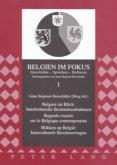 Belgien im Blick: Interkulturelle Bestandsaufnahmen . Regards croisés sur la Belgique contemporaine. Blikken op België: Interculturele Beschouwingen