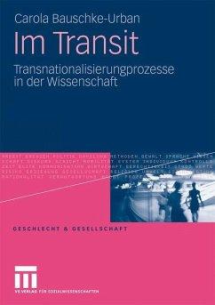 Im Transit - Bauschke-Urban, Carola
