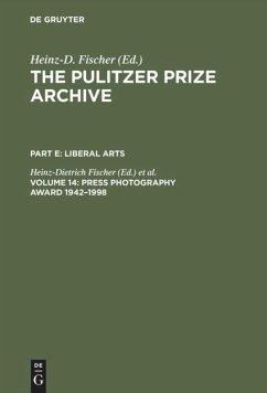 Press Photography Award 1942-1998