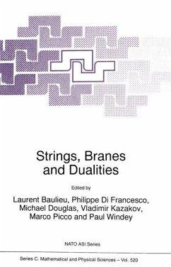 Strings, Branes and Dualities - Baulieu, L. (ed.) / Di Francesco, Philippe / Douglas, Michael / Kazakov, Vladimir / Picco, Marco / Windey, Paul