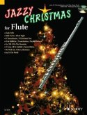 Jazzy Christmas for Flute,m. Audio-CD