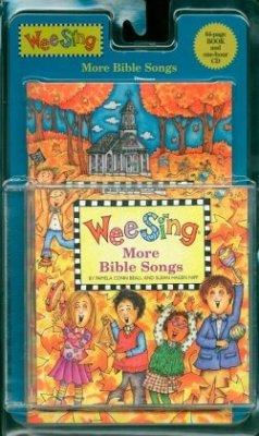 Wee Sing More Bible Songs [With CD (Audio)] - Beall, Pamela Conn; Nipp, Susan Hagen