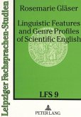 Linguistic Features and Genre Profiles of Scientific English