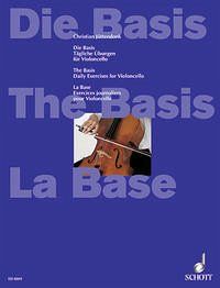 Die Basis, Violoncello