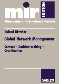 Global Network Management - Böttcher, Roland